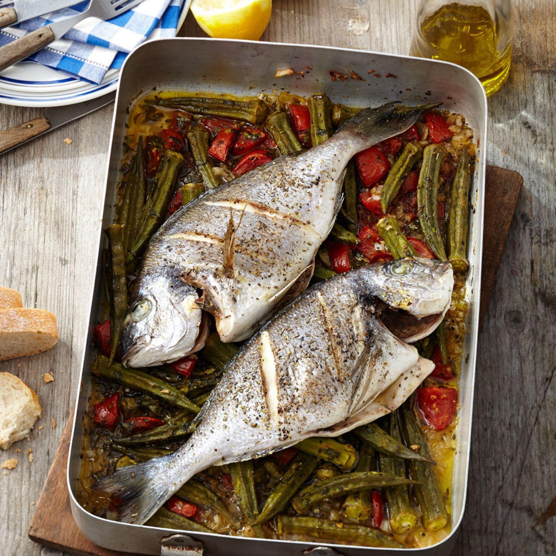 Karfreitag: Fischrezepte