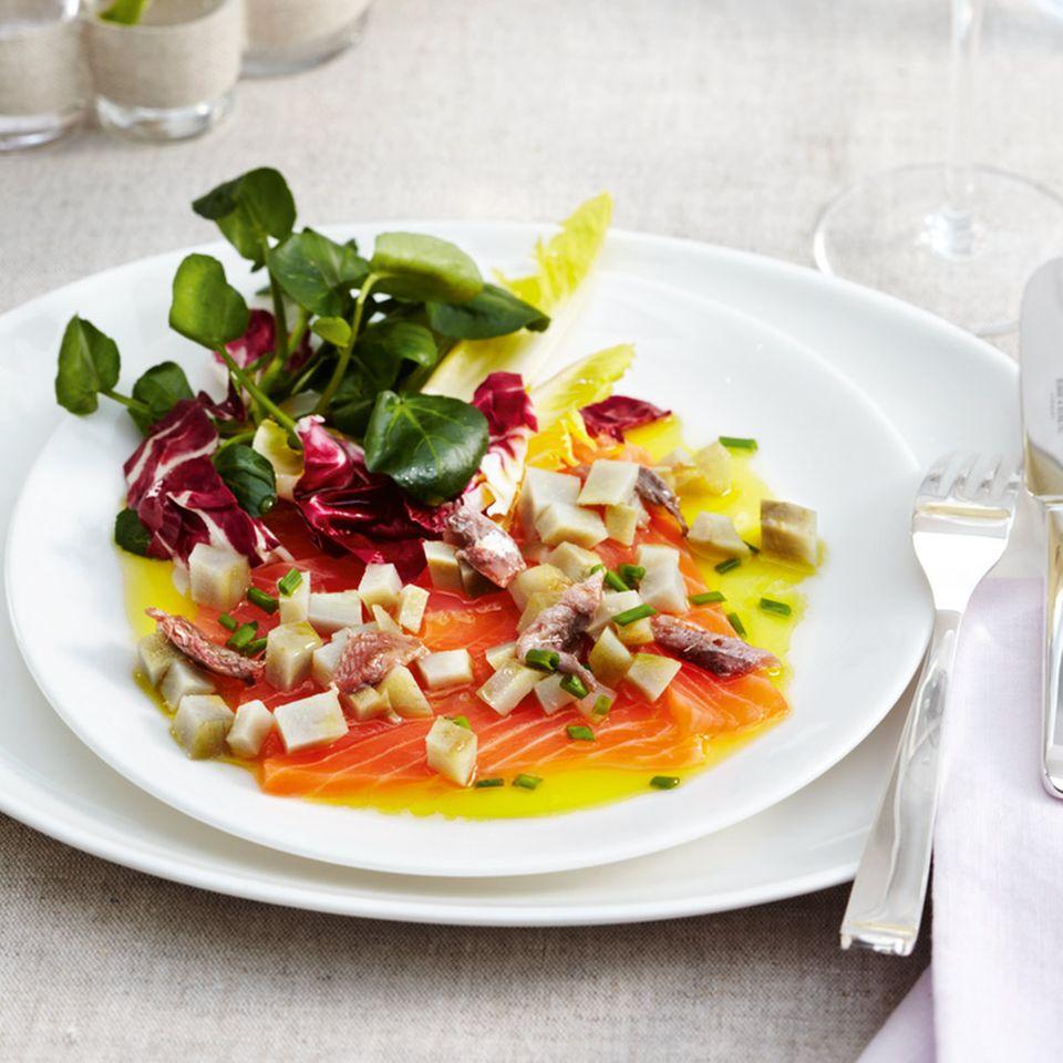 Wellnessrezepte: Fisch