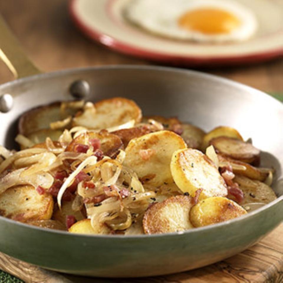 Rezepte: gekochte Kartoffeln
