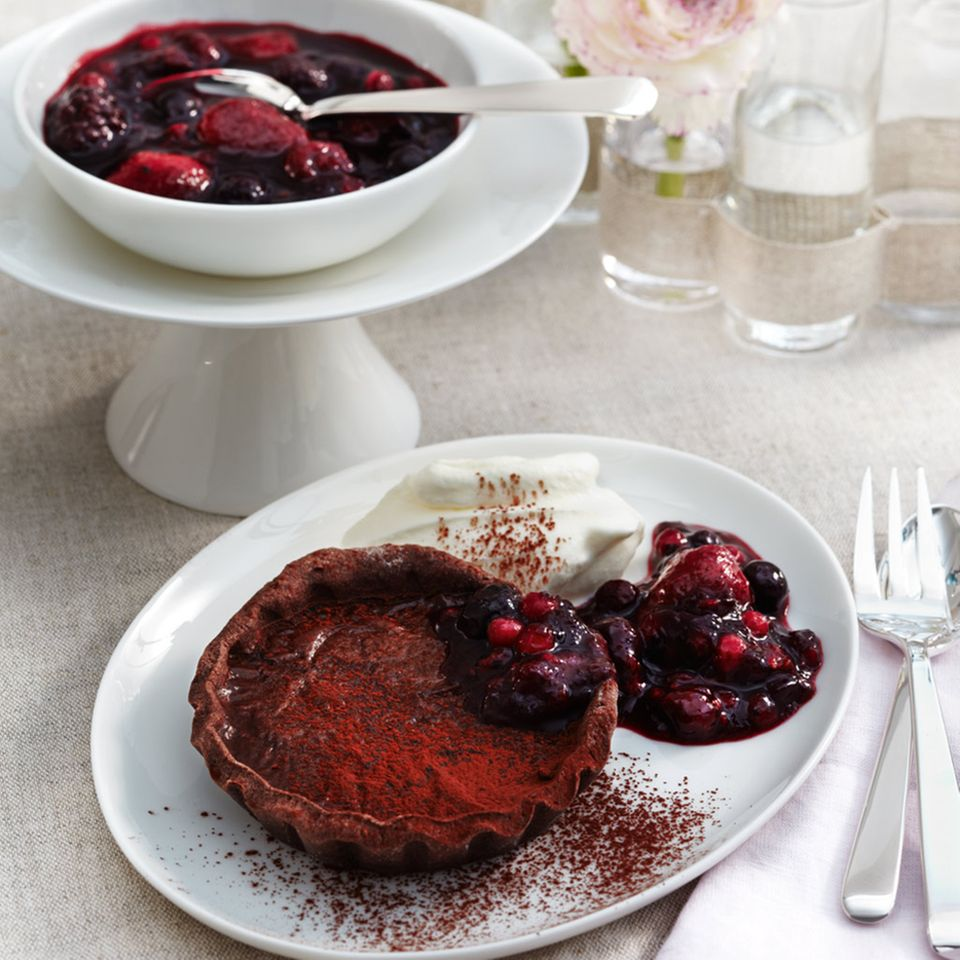 Soul-Food: Rezepte mit Schokolade