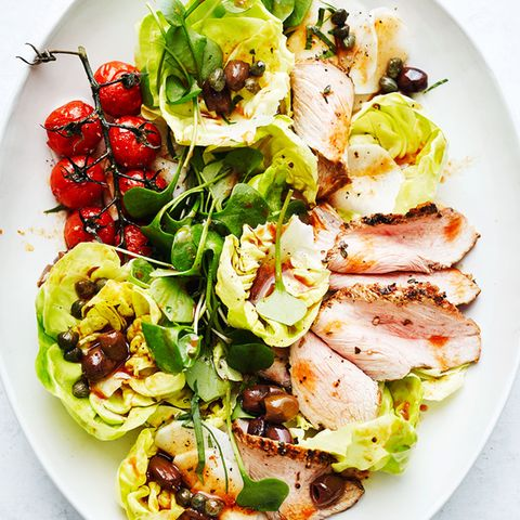 Leichte Rezepte: Leichte Salate
