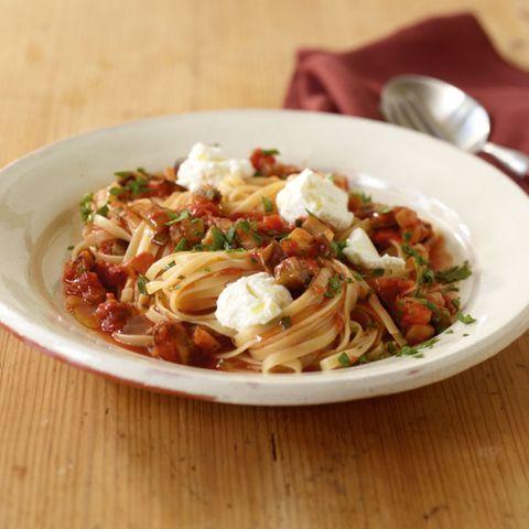 Pasta-Rezepte mit Linguine und Bavette