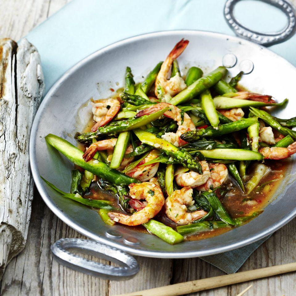 Gemüseküche: Pfannengerichte