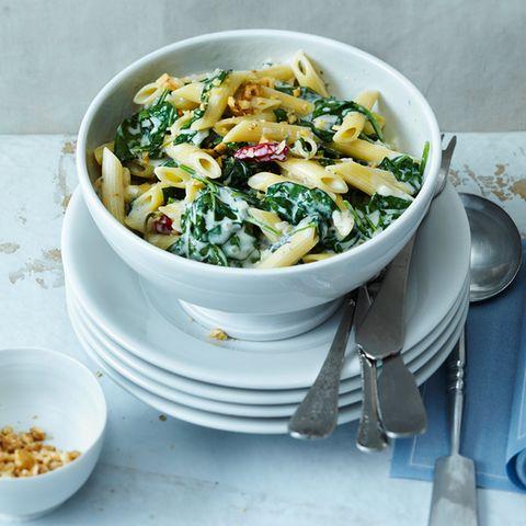 Gemüseküche: Nudelgerichte