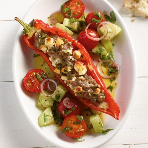 Gemüseküche: Rezepte mit gefüllten Gemüse