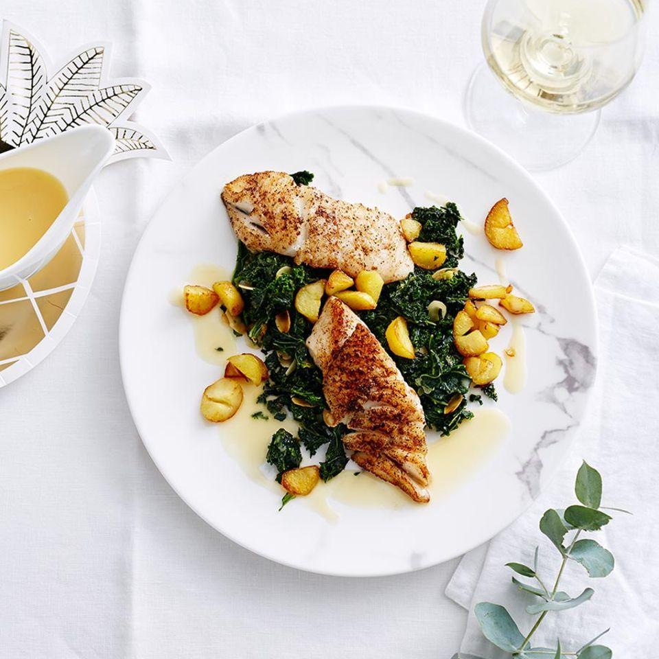 Winter-Rezepte mit Fisch & Meeresfrüchten