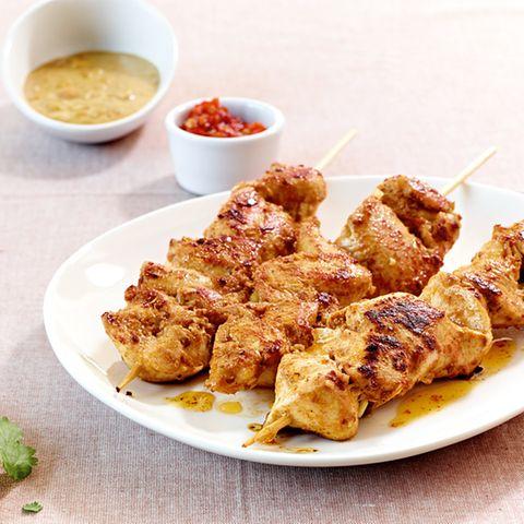 Fleisch, Fisch und Tofu – gut kombinierbar