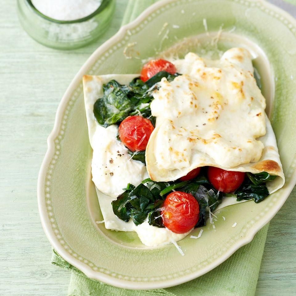 Junges Gemüse: Rezepte mit jungem Spinat