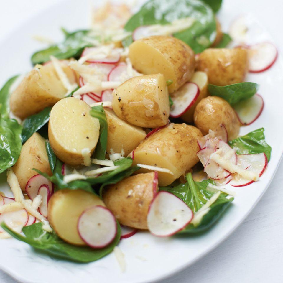 Neue Kartoffeln