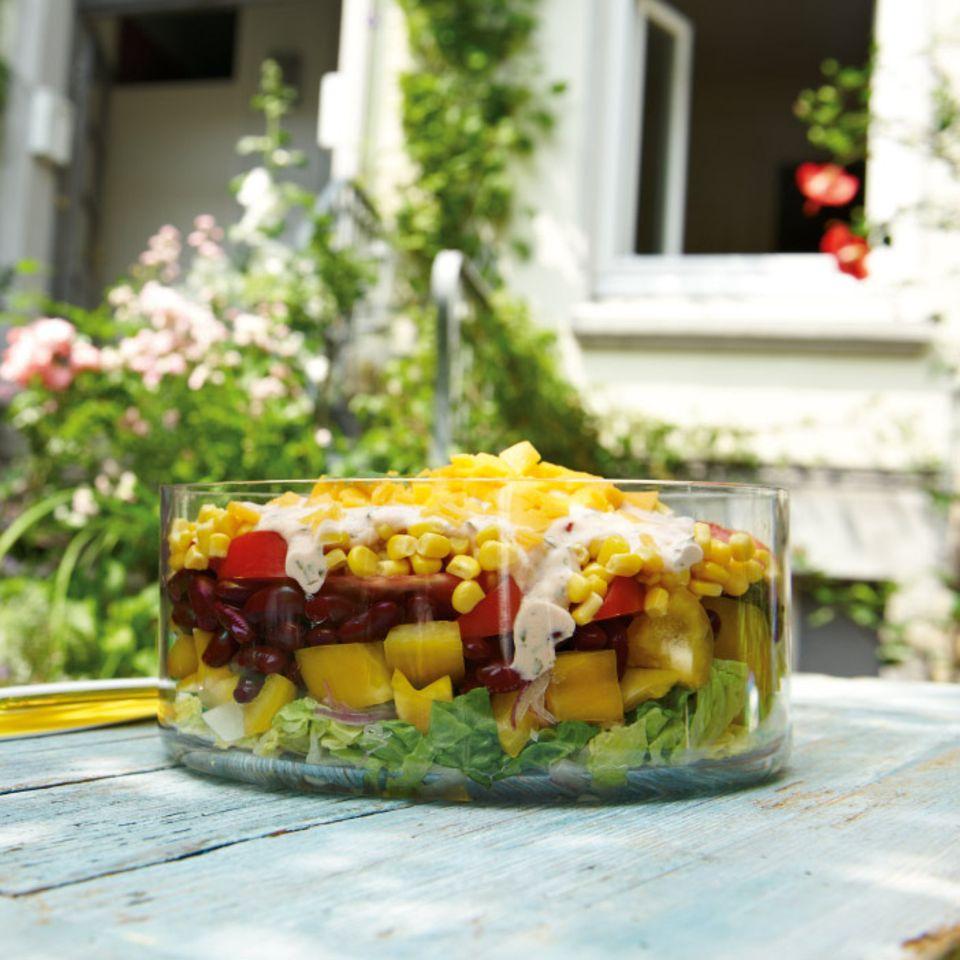 Herzhafte Picknick-Rezepte