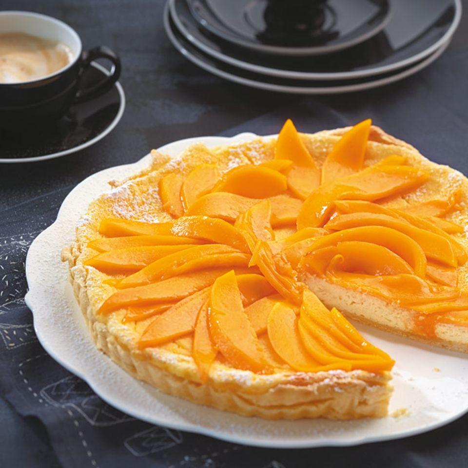 Rezepte: Kuchen und Torten mit Mango