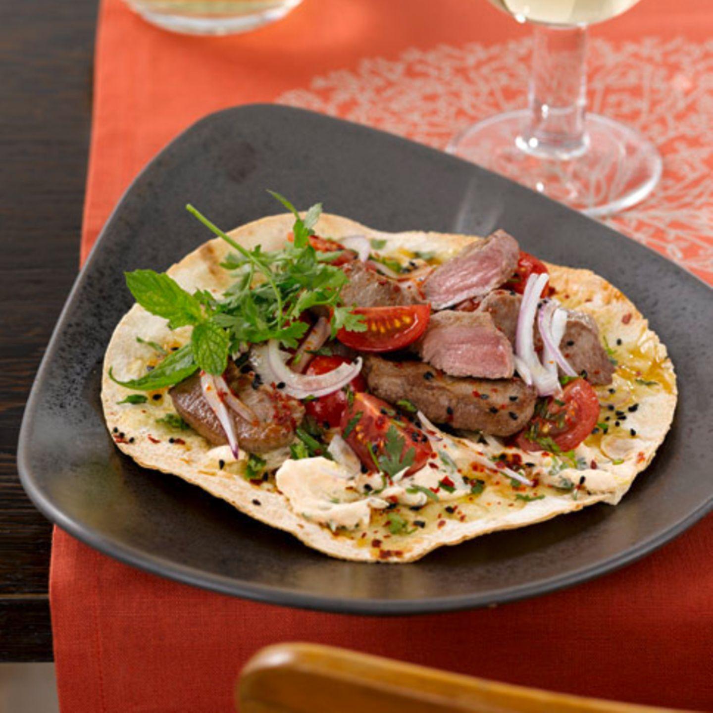 Männerküche: Vorspeisen für Fleischliebhaber