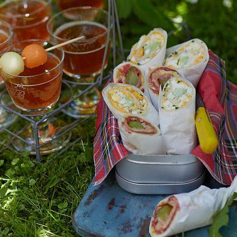 Britisches Picknick