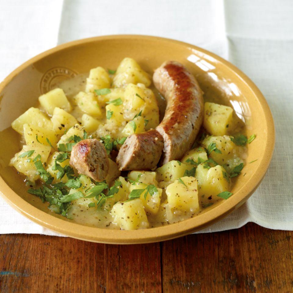 Herbst: Rezepte mit Kartoffeln