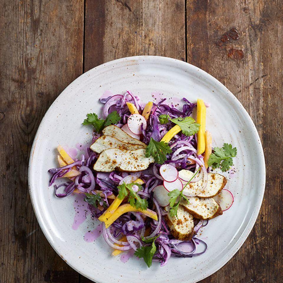 Herbst: Salat-Rezepte