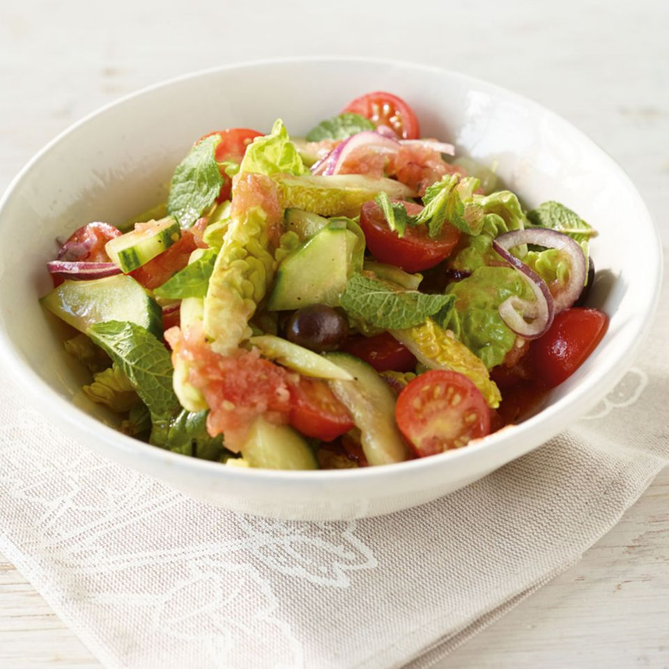 Rezepte: Die Salate