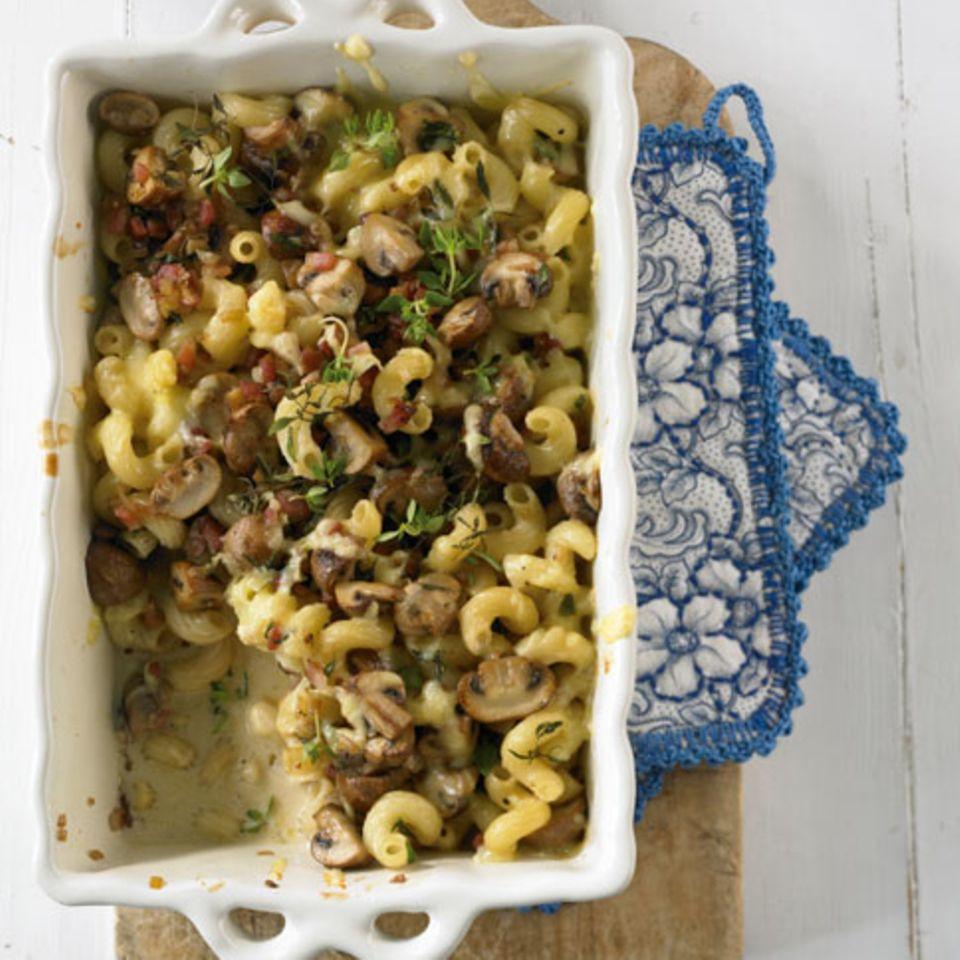 Herbst: Pasta-Rezepte