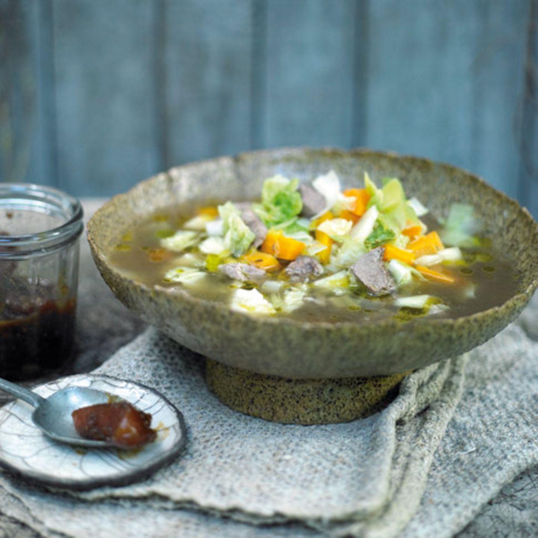 Gewürznelken: Herzhafte Gerichte