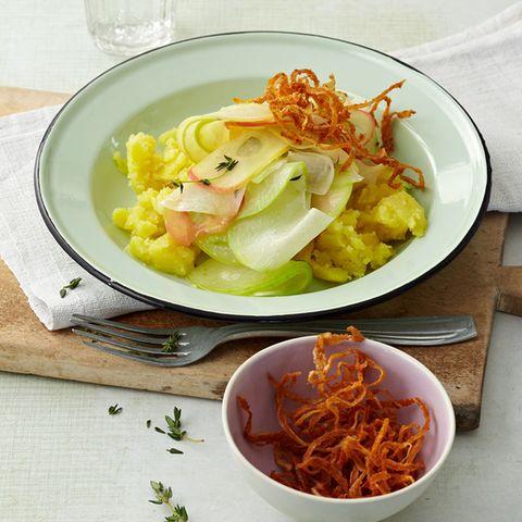 Deutsche Küche für Vegetarier