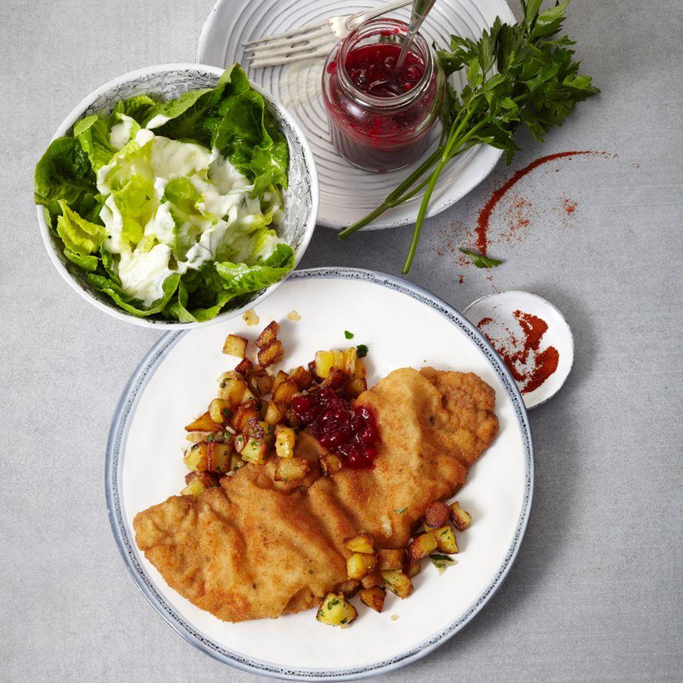 Schnelle deutsche Küche