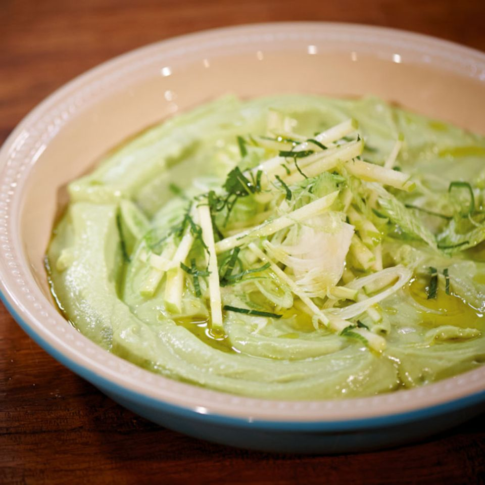 Rezepte: Avocadocreme und Dips