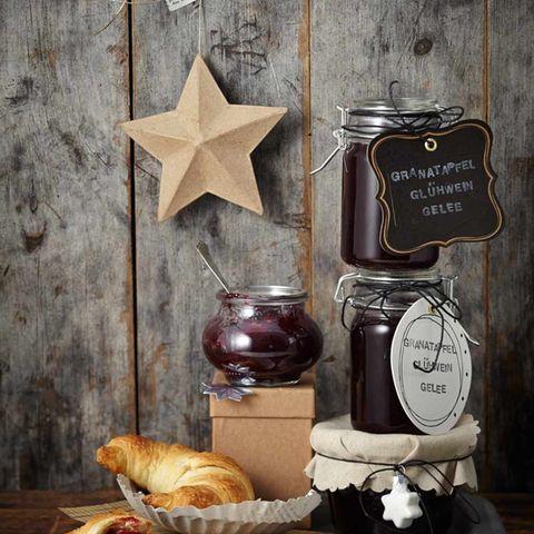 Winterliche Marmelade, Konfitüre und Chutneys