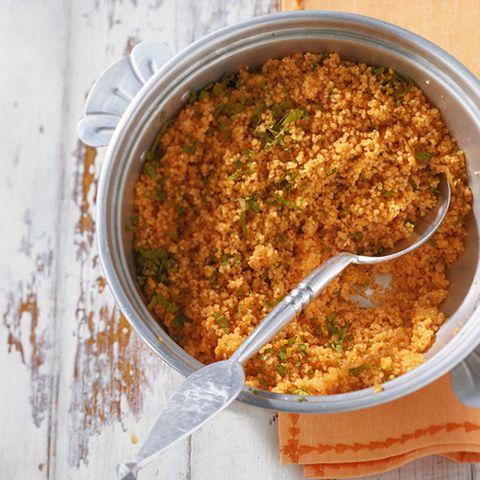 Rezepte: Couscous Beilagen
