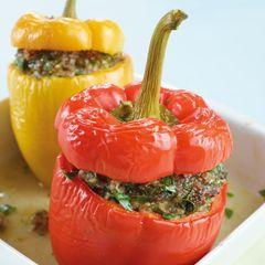 Orientalische Paprika