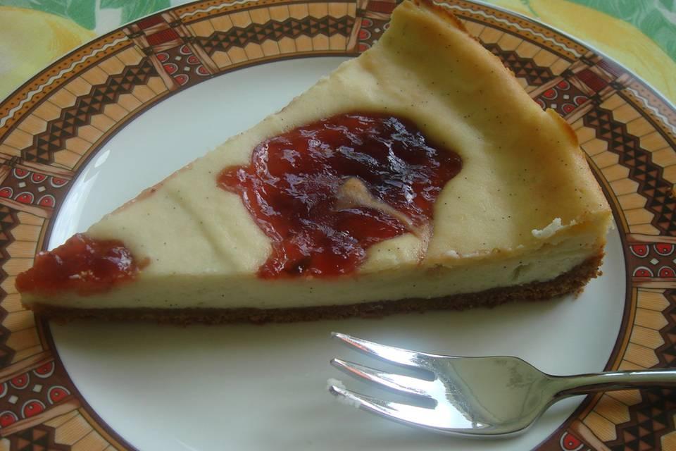 New-York-Cheesecake Rezept