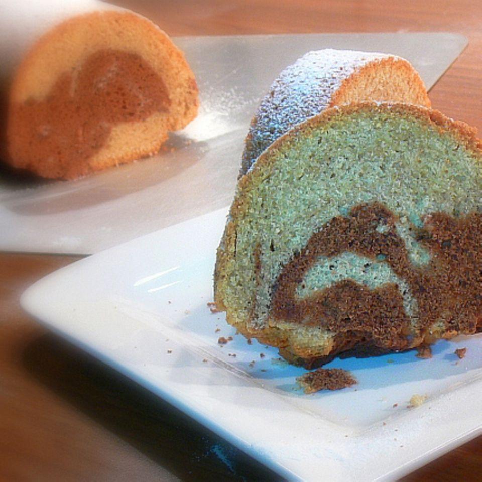 Zimt-Marmorkuchen