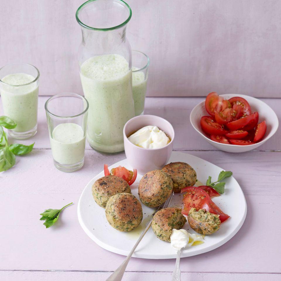 Kräuter in vegetarischen Rezepten