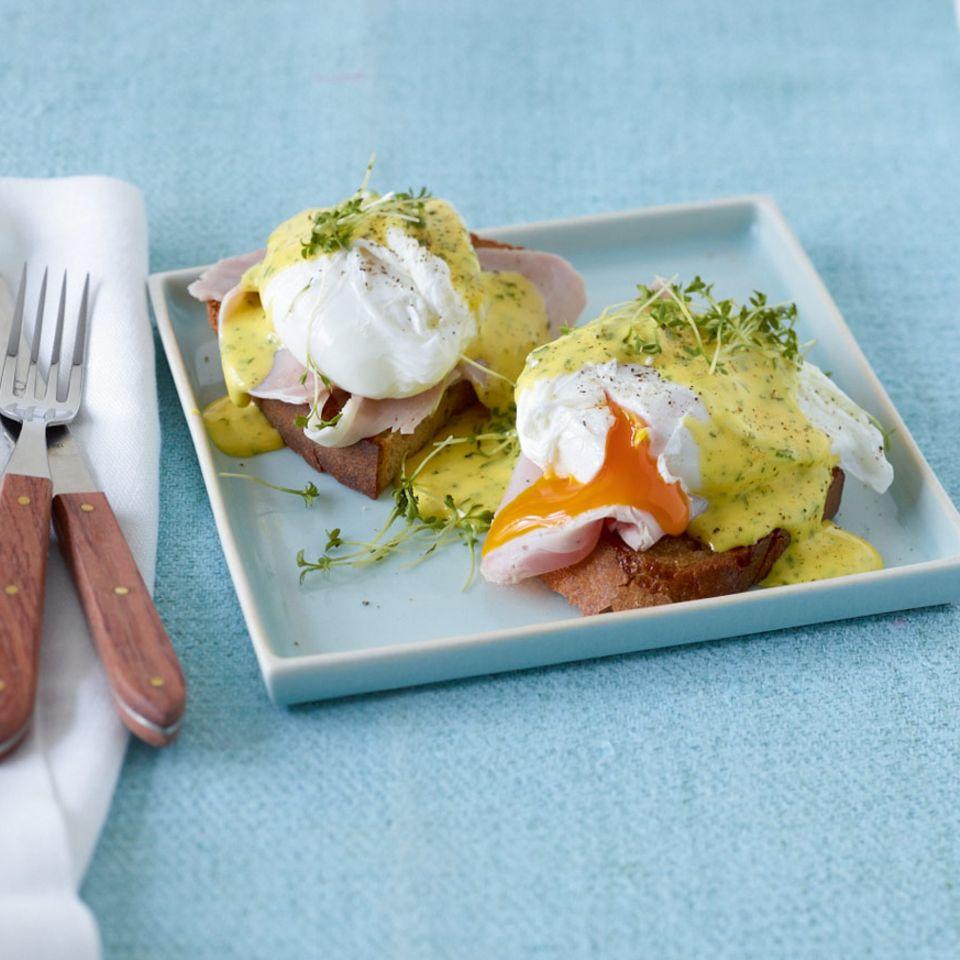 Herzhafte Eier Rezepte