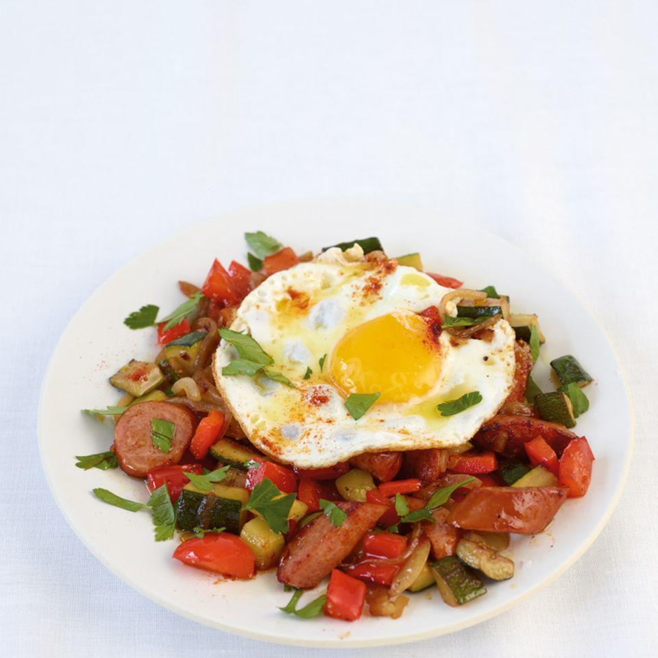 Eier Rezepte: schnell und lecker