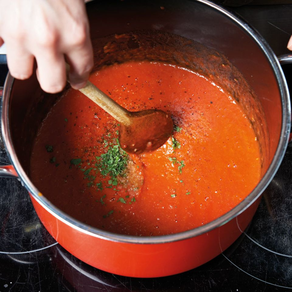 Die besten Tomatensaucen