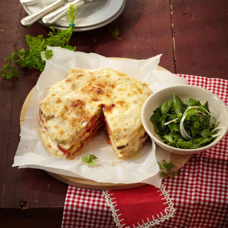 Italienische Küche: Überbackenes