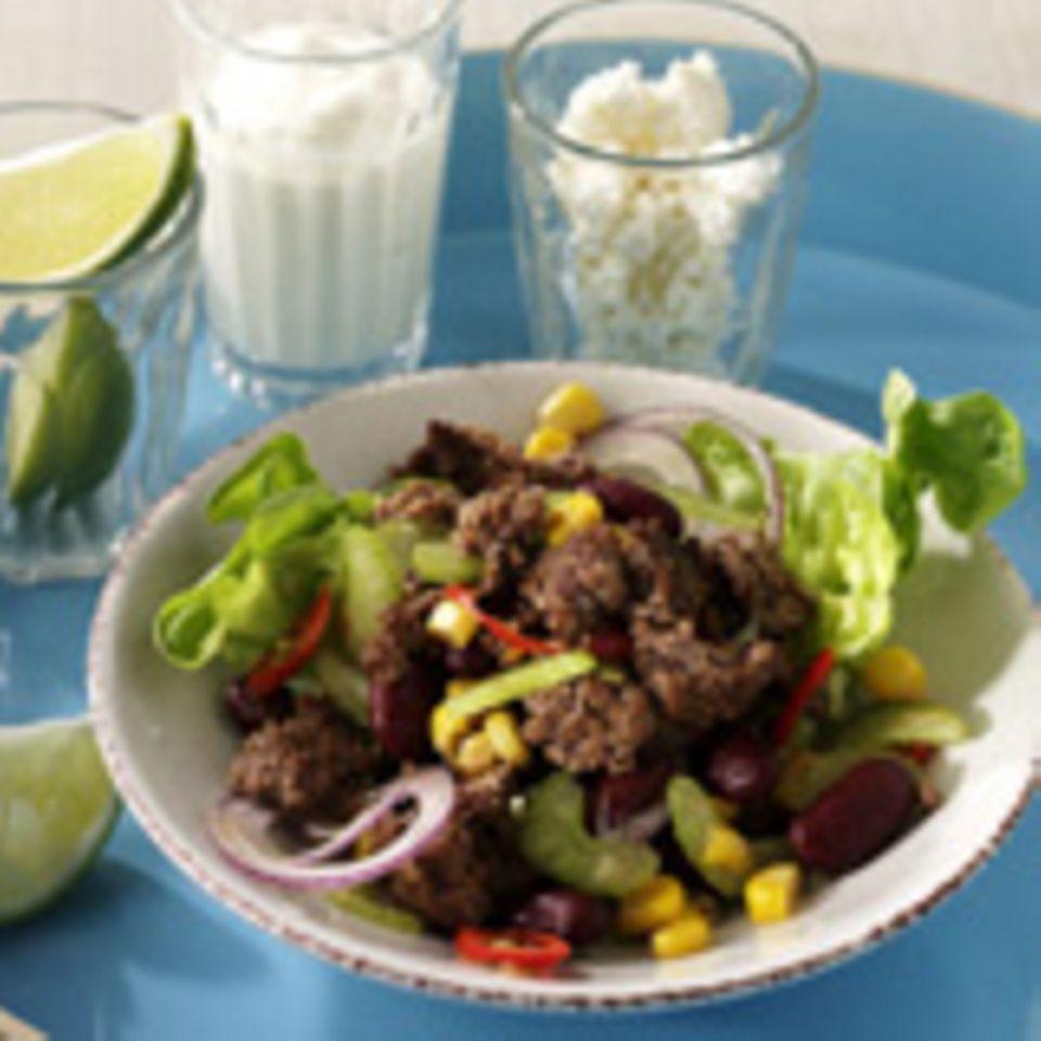 Salat Rezepte mit Mais