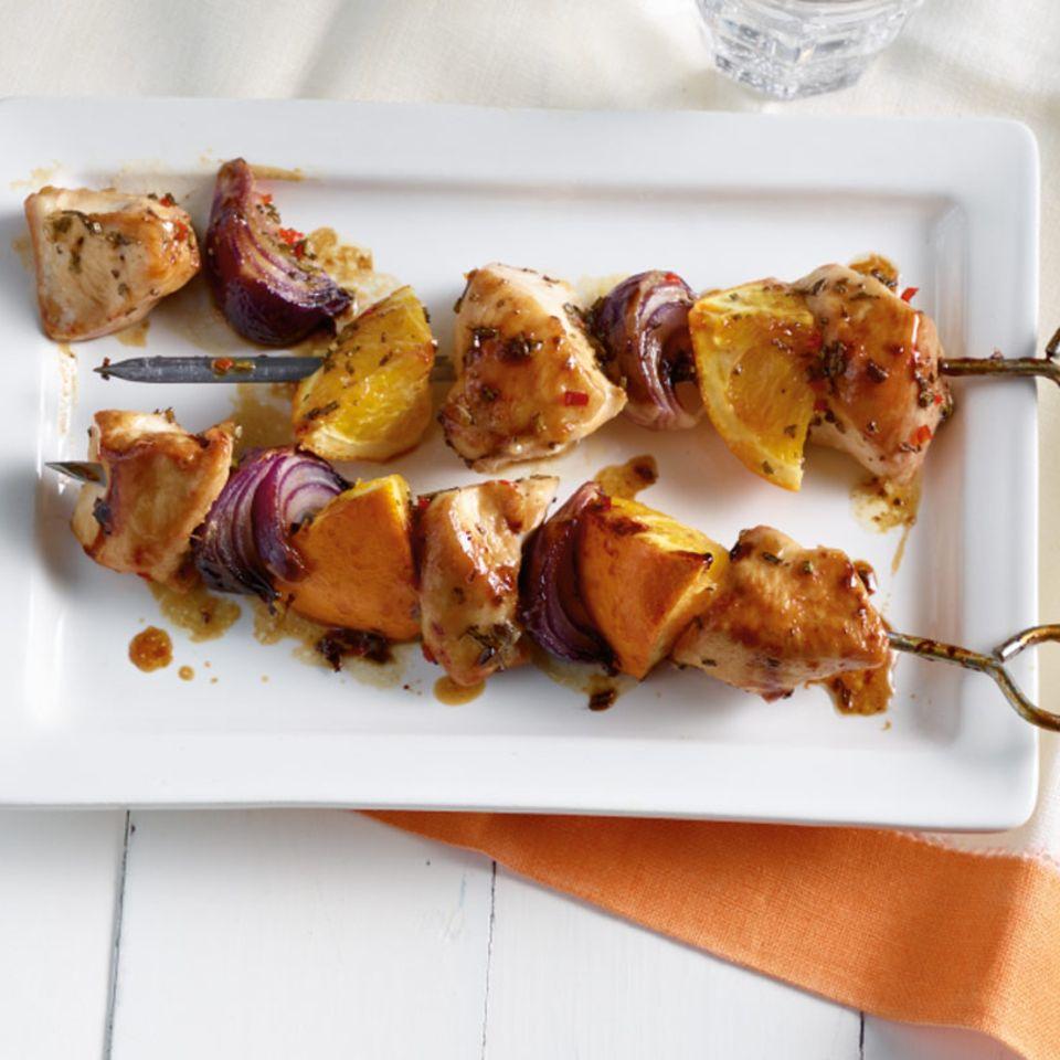 Rezepte: Pikante Hauptspeisen mit Orange