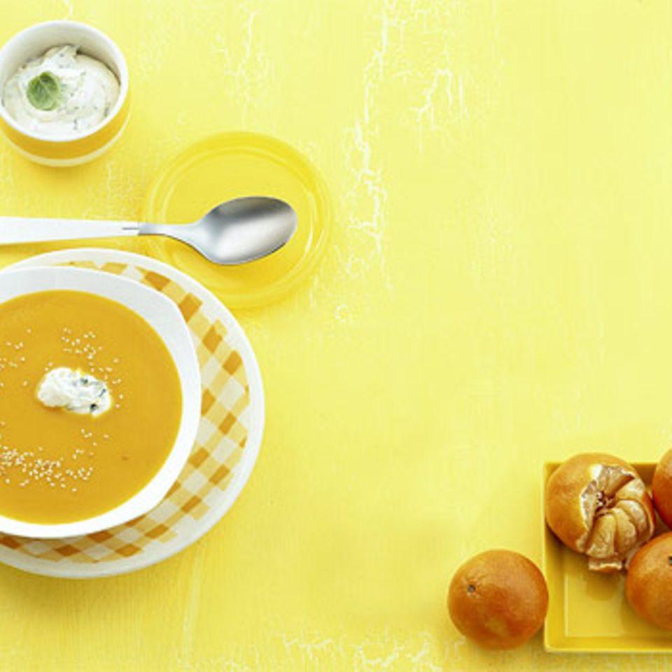 Rezepte: Herzhaftes mit Mandarinen