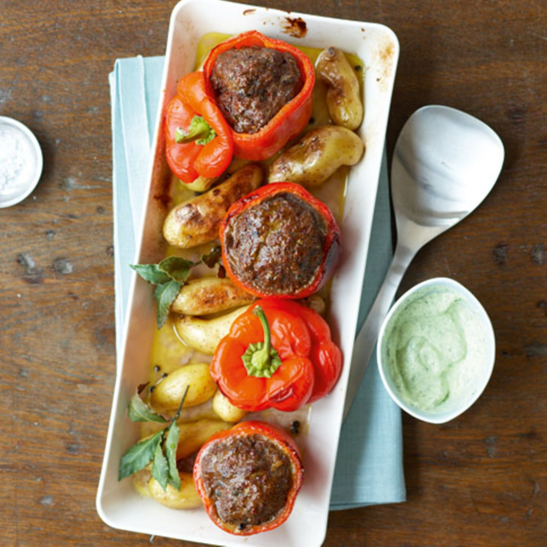 Mediterrane Küche: Ofenrezepte