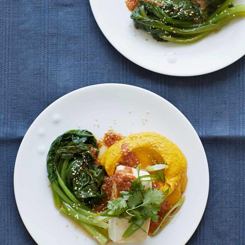 Rezepte: Vegetarische Rezepte mit Möhren