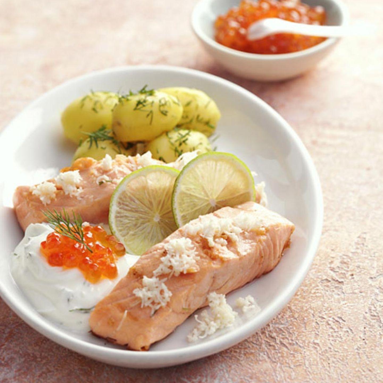 Rezepte: Fisch mit Meerrettich