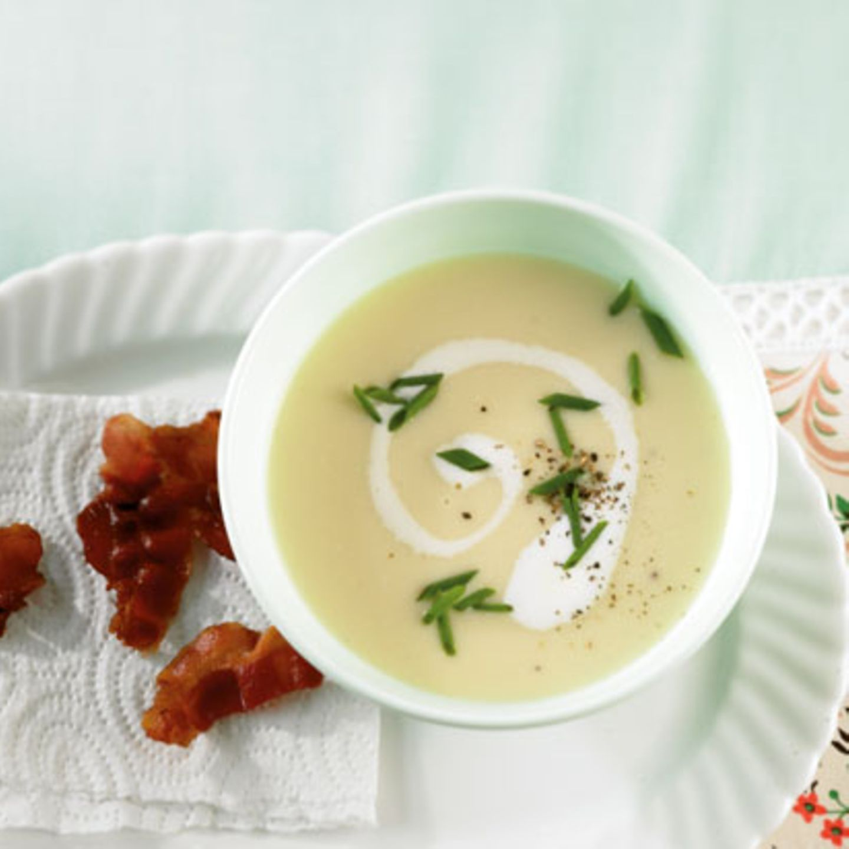 Wurzelgemüse: Suppen