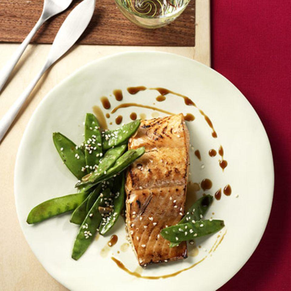 Rezepte: Fisch und Meeresfrüchte in Marinade