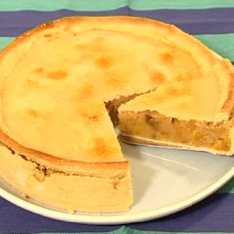 Mandel-Aprikosen-Tarte