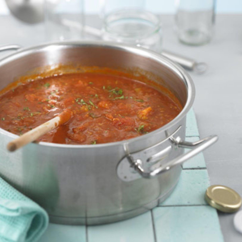 Frische Tomatensauce
