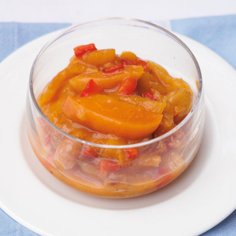 Herzhaftes mit getrockneten Aprikosen