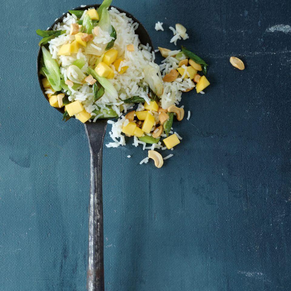 Beilage: Rezepte mit Reis