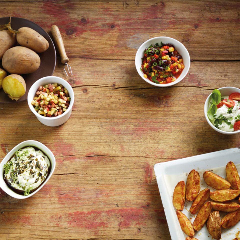 Basilikum: Rezepte für Saucen und Dips