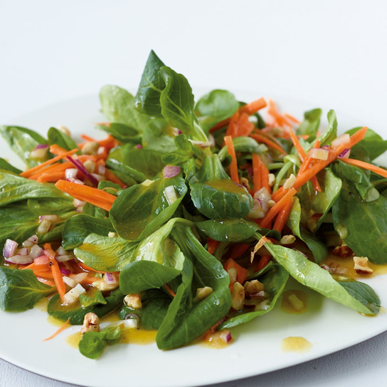 Die besten Rezepte mit Feldsalat