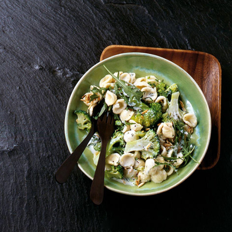 Vegetarische Rezepte: Nudeln